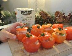 Γεμιστές μίνι ντομάτες - Images