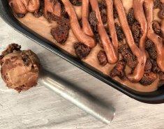 Παγωτό brownies με fudge σοκολάτας - Images