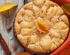 Πίτα με ροδάκινα - Images