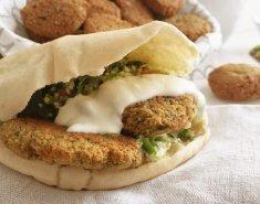 Σπιτικά falafel - Images