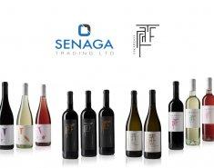 Η Senaga Trading Ltd και το Κυπριακό Οινοποιείο Φικαρδος ανακοίνωσαν τη μεταξύ τους συνεργασία - Κεντρική Εικόνα
