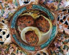 Ψαροκροκέτες με γαριδούλες - Images