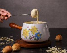 Φοντύ (fondue) τυριών - Images