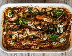Γαρίδες σαγανάκι - Images