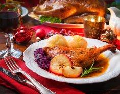 Κοτόπουλο FOODSAVER με γέμιση & σάλτσα gravy - Images