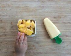 Παγωτό γιαούρτι μάνγκο - Images