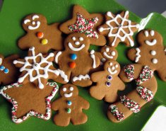 Gingerbread Cookies  - Images