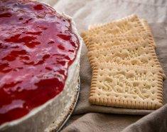 Cheesecake χωρίς γλουτένη - Images