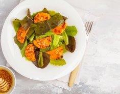 Χριστουγεννιάτικη σαλάτα με γλυκοπατάτες και καρύδια FOODSAVER - Images