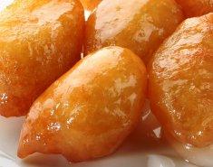 Λουκουμάδες με άρωμα πορτοκάλι  - Images