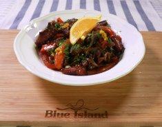 Χταποδάκι Blue Island με πιπεριές - Images