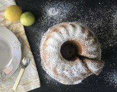 Μυρωδάτο κέικ λεμόνι - Images