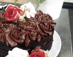 Το απόλυτο κέικ σοκολάτας  - Images