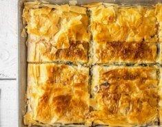 Καλοκαιρινή πίτα με βλήτα  - Images