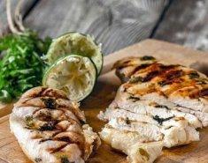 Κοτόπουλο με Tequila & μοσχολέμονο - Images