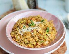 Κριθαρότο με γαρίδες στο τηγάνι σε μόνο 15 λεπτά - Images
