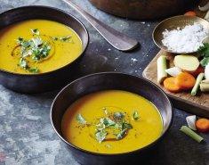 Καροτόσουπα  - Images