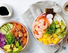 Hawaiian Poke Bowls - Images