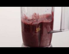 Acai μπολ με mixed berries (video) - Images