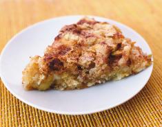 Μηλόπιτα με βρώμη Mornflake και μέλι  - Images