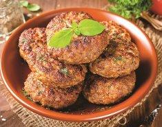 Μπιφτέκια με σπανάκι και βρώμη mornflake - Images