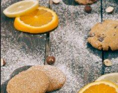 Μπισκότα με μαρμελάδα πορτοκαλί stute χωρίς επιπρόσθετη ζάχαρη - Images