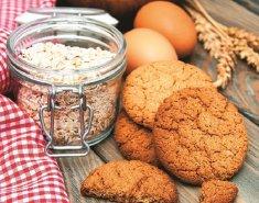 Μπισκότα με μήλα και βρώμη Mornflake - Images