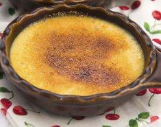 Crème brûlée με μήλα [Κρεμ μπρουλέ] - Images