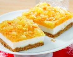 Γλυκό με κομπόστα ανανά Del Monte  - Images