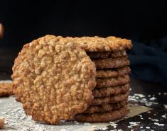 Μπισκότα με βρώμη και μέλι - Images