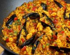 Παέγια ισπανική (Paella) - Images
