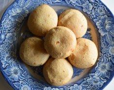 Pão de Queijo (Βραζιλιάνικα ψωμάκια με τυρί) - Images