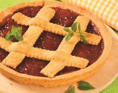 Πάστα Φλώρα με μαρμελάδα φράουλας Stute χωρίς πρόσθετη ζάχαρη - Images