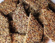 Παστέλι με βρώμη, μέλι και ελαιόλαδο - Images