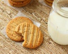 Μπισκότα φυστικοβούτυρου - Images
