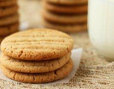 Μπισκότα με φυστικοβούτυρο  - Images