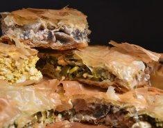 Λαχταριστή πίτα με leftovers - Images