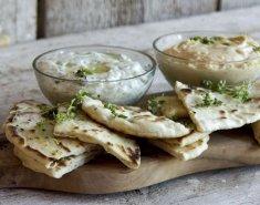 Ελληνικές πίτες για σουβλάκι - Images
