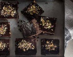 Raw Vegan Brownies - Images