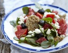Καλοκαιρινή σαλάτα με γλιστρίδα - Images