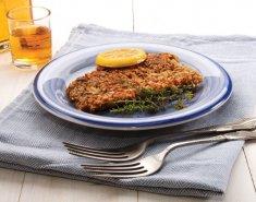 Σολομός με κρούστα από βρώμη Mornflake και βότανα - Images