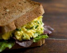 Σάντουιτς με αυγό - Images