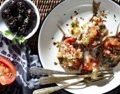 Σαρδέλες φούρνου πλακί - Images