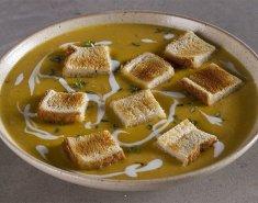 Βελουτέ γλυκοπατάτας με γάλα καρύδας - Images
