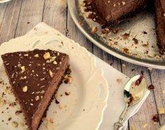 Εύκολη και Φανταστική Σοκολατίνα vegan                      - Images