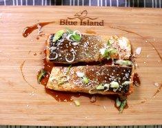 Σολομός Blue Island με μέλι - Images