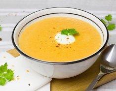 Σούπα από σέλινο και πράσινο μήλο  - Images