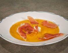 Σούπα βελουτέ καρότου - Images