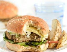 Χορτοφαγικά Burgers με βρώμη Morlflake  - Images