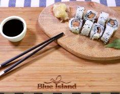 Sushi roll με καυτερό τόνο Blue Island - Images